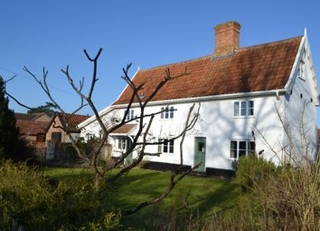 Thumbnail 3 bed detached house to rent in Church Road, Bungay