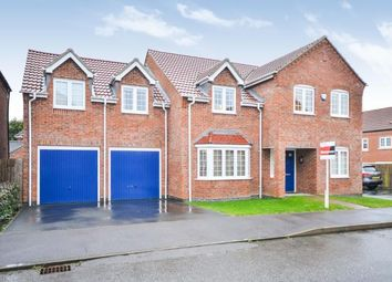 Thumbnail 5 bed detached house for sale in Tom Stimpson Way, Sutton-In-Ashfield, Nottinghamshire, Notts