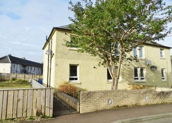 Thumbnail 2 bed flat for sale in School Terrace, Coalsnaughton, Tillicoultry