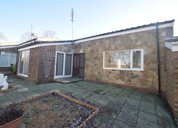 Thumbnail 3 bedroom terraced bungalow for sale in Brett Green, Layham, Ipswich