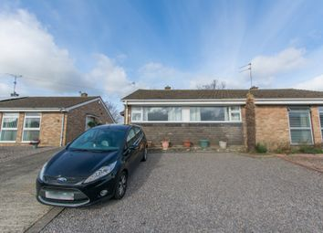 Thumbnail 2 bedroom semi-detached bungalow to rent in Kingscote Road East, Cheltenham