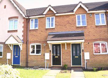 Thumbnail 2 bed terraced house to rent in Bugbrooke Road, Kislingbury, Northampton