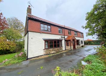 Thumbnail 4 bed detached house for sale in Church Lane, South Muskham, Newark
