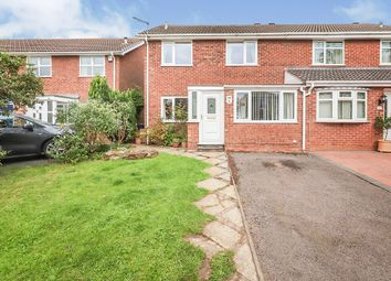 Thumbnail 3 bed semi-detached house for sale in Shackleton Drive, Wolverhampton, West Midlands