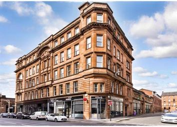 Thumbnail 1 bed flat for sale in Walls Street, Merchant City, Glasgow