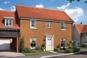 Thumbnail 1 bed detached house for sale in Off Saham Road, Watton