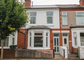 Thumbnail 6 bed terraced house to rent in Harefield Road, Coventry