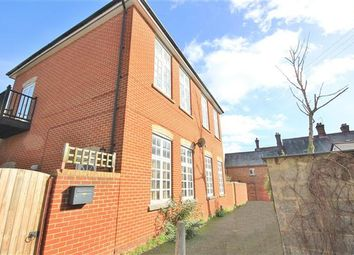Thumbnail 2 bedroom semi-detached house for sale in The Old Science Block, Old School Close, Poole