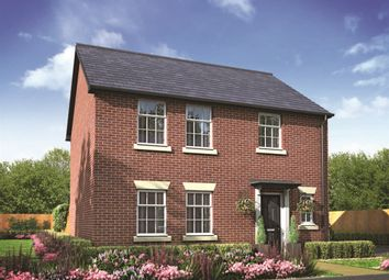 """Thumbnail 3 bed detached house for sale in """"The Burgess """" at D'urton Lane, Broughton, Preston"""