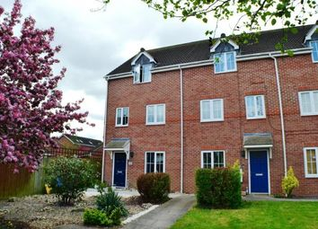 Thumbnail 4 bed end terrace house for sale in Thatcham Avenue, Kingsway, Gloucester, Gloucestershire