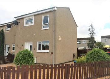 Thumbnail 3 bed end terrace house for sale in Carlaverock Close, Tranent