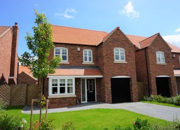Thumbnail 4 bed detached house for sale in Grasmere Drive, Waddington