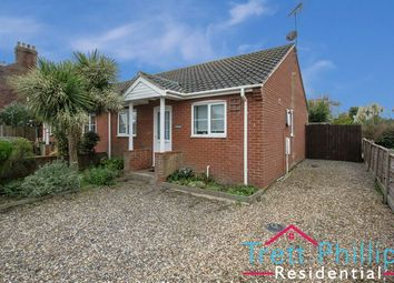 Thumbnail 2 bedroom semi-detached bungalow for sale in Beach Road, Sea Palling, Norwich