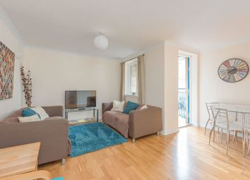 Thumbnail 2 bed flat for sale in Tower Place, Edinburgh