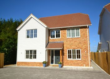 Thumbnail 4 bed detached house for sale in Udimore, Rye, Rye