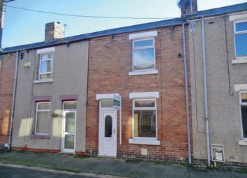 Thumbnail 2 bed terraced house for sale in Rennie Street, Ferryhill