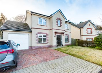 Thumbnail 4 bed detached house for sale in Haulkerton Crescent, Laurencekirk