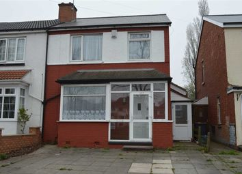 Thumbnail 3 bed semi-detached house to rent in Stoney Lane, Yardley, Birmingham