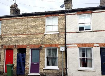 Thumbnail 3 bedroom terraced house to rent in Glisson Road, Cambridge