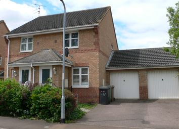 2 bed semi-detached house to rent in Meadenvale, Parnwell, Peterborough PE1