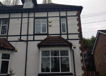 Thumbnail 2 bed flat to rent in Malvern Grove, West Didsbury, Didsbury, Manchester