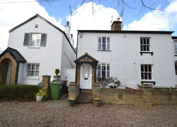 Thumbnail 2 bed semi-detached house for sale in New Road, Letchmore Heath, Watford