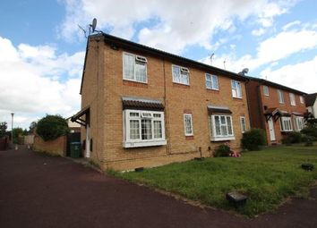 Thumbnail 3 bed semi-detached house to rent in Anton Close, Aylesbury