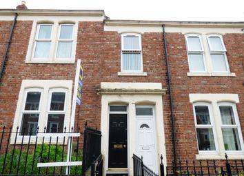 Thumbnail 2 bed flat to rent in Whitehall Road, Bensham, Gateshead