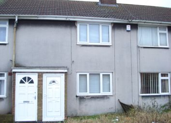 Thumbnail 3 bedroom terraced house to rent in Doe Quarry Lane, Dinnington