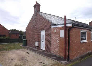Thumbnail 2 bed bungalow to rent in Occupation Close, Barlborough, Chesterfield