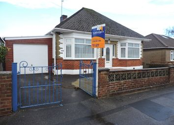 Thumbnail 2 bedroom detached bungalow to rent in Priestley Road, Bournemouth
