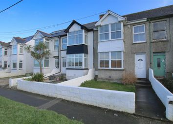 Thumbnail 3 bed terraced house for sale in Penhallow Road, Newquay