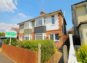 Thumbnail 3 bed semi-detached house for sale in Dunstans Lane, Oakdale, Poole