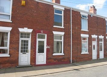 Thumbnail 2 bed terraced house to rent in Saunders Street, Grimsby