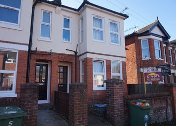 Thumbnail 4 bed flat to rent in Sandhurst Road, Shirley, Southampton