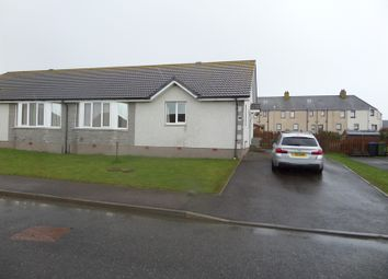 Thumbnail 3 bedroom semi-detached bungalow for sale in Young Crescent, Lybster