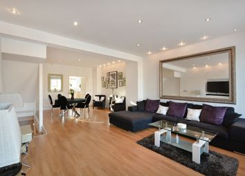 Thumbnail 4 bedroom flat to rent in Rope Street, London