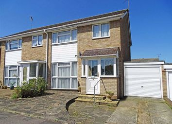Thumbnail 3 bed semi-detached house for sale in Westerdale, Chelmsford, Essex
