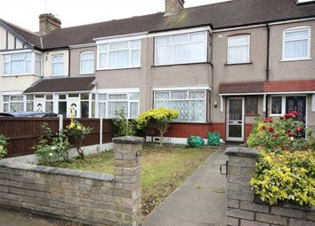 Thumbnail 3 bed terraced house for sale in Baron Gardens, Barkingside, Ilford