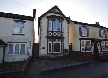 Thumbnail 4 bed detached house to rent in Common Road, Church Gresley, Swadlincote