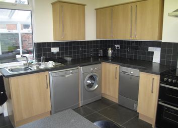 Thumbnail 1 bed semi-detached house to rent in Stalbridge Road, Crewe