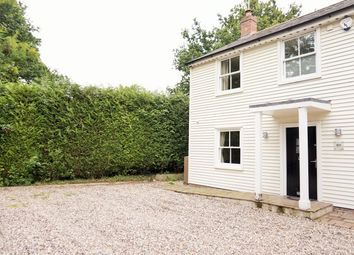 Thumbnail 2 bed semi-detached house to rent in Bedlars Green, Bishop's Stortford