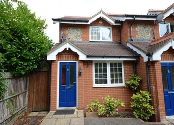Thumbnail 2 bed end terrace house to rent in Elm Lane, Lower Earley, Reading
