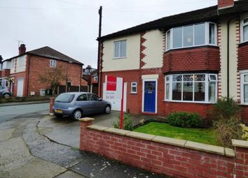 Thumbnail 4 bed semi-detached house for sale in Northgate Avenue, Macclesfield, Cheshire