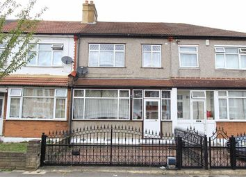 Thumbnail 3 bed terraced house to rent in Lambourne Road, Seven Kings, Essex