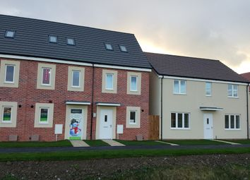 Thumbnail 3 bed end terrace house to rent in Regal Walk, Bridgwater