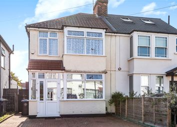 4 bed semi-detached house for sale in Leybourne Road, Kingsbury, London, London NW9