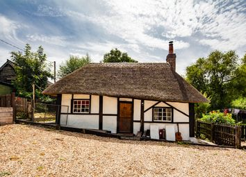 Thumbnail 2 bedroom detached house for sale in The Thatched Cottage, Crowmarsh Gifford