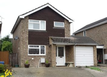 Thumbnail 3 bed detached house for sale in Selborne Close, Hook