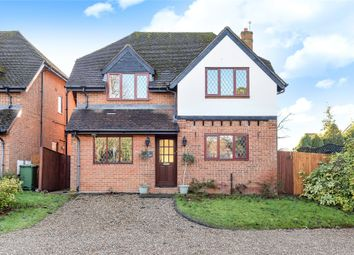 Thumbnail 4 bed detached house for sale in Cliveden Mead, Maidenhead, Berkshire